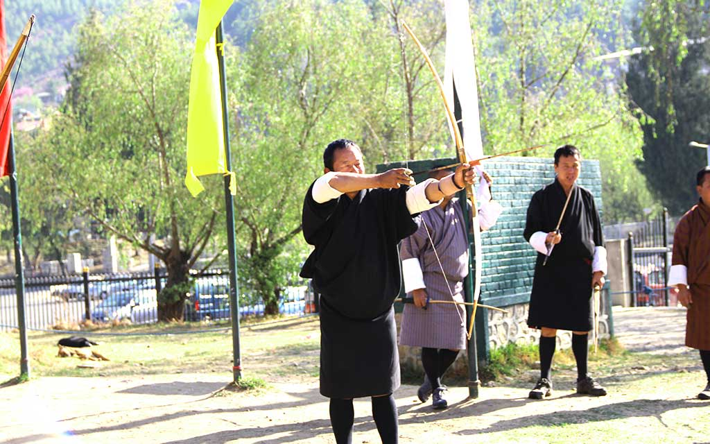 Traditional Sports Tour
