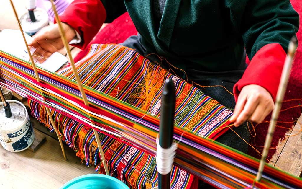 Bhutan Textile Tour